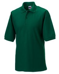 CAITHNESS RDA MENS POLO SHIRT WITH EMBROIDERED LOGO